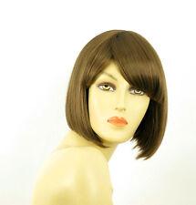 Perruque femme courte châtain clair doré MAIA 12