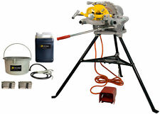 Reconditioned Ridgid 300 Pipe Threader 15682 With Threading Oil