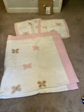 Pottery Barn Kids Size  Full /Queen  Quilt And 2 euro Shams