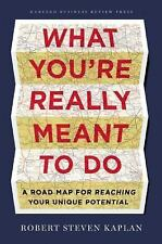 What You're Really Meant to Do : A Road Map for Reaching Your Unique...