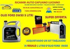 OLIO PER AUTO/MOTORI FORD FORMULA F 5W-30 5 LITRI