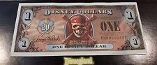 Disney $1 Dollar, 2007 Series EE Pirates of the Caribbean Empress Unc MINT