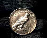 Key Date 1935 Peace Silver Dollar Coin