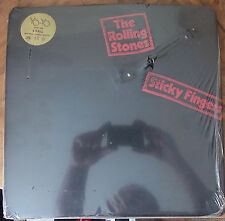 "ROLLING STONES ""Sticky Fingers""  Vintage T-SHIRT RARE still sealed"