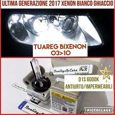 2 Lampadine XENON D1S VOLKSWAGEN TOUAREG 7L fari 6000K Luci VW R Line ricambi R5