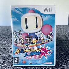 Bomberman Land - Wii - Neuf Sous Blister (intact)