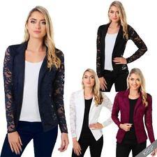 Bolero, Shrug Floral Coats & Jackets for Women