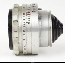 Carl Zeiss Jena Biotar 1,4/25mm, Flektogon 2,8/12,5mm for PENTAFLEX AK16