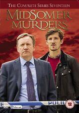 MIDSOMER MURDERS SERIES 17 DVD BRAND NEW REGION 2