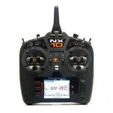 Spektrum NX10 10-channel DSM-X Transmitter - Black