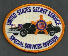 UNITED STATES SECRET SERVICE PRESIDENTIAL LIMOUSINE DIVISION POLICE PATCH