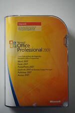 Office 2007 Professional Pro Upgrade Deutsch Retailbox + Zweitlizenz 269-10270