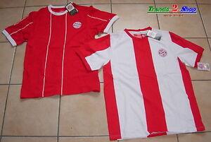 FC Bayern München T-Shirt Fanshirt Trikot Fußballshirt Fußballtrikot Fantrikot A