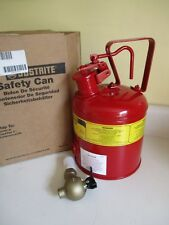 New listing Red Steel Safety Cans for Laboratories - 10307 Tls40010307