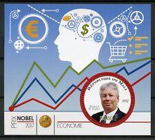 Mali 2017 MNH Nobel Prize Economics Richard H. Thaler 1v S/S Science Stamps