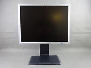 """Neu OVP New Boxed 4:3 HP LP2065 TFT 20"""" 1600x1200@60Hz PIVOT"""