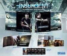 INSURGENT ( 3D+2D 1 Disc Blu-ray ) 700 Copies FULLSLIP Limited Edition/ Region A