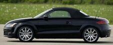 Audi TT 2007-13 Replacement Convertible Top in Black GERMAN HAARTZ RPC