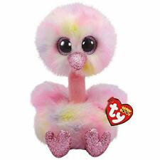 Ty Beanie Boos 36304 Avery Pink Ostrich Boo Large