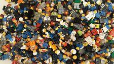 20 OMINI LEGO DA GRANDE LOTTO MINIFIGURES KG CONDIZIONI OTTIME PERSONAGGI MISTI