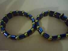 Hematite Plastic Fashion Bracelets