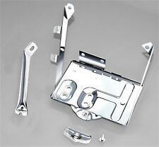 Jeep Cj Cj5 Cj7 76-86 Stainless Steel Battery Tray Kit  X 11132.01