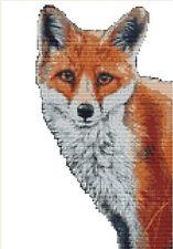 PUNTO Croce Kit-Fox 16 x 29 cm