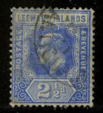 Leeward Islands  1907-11  Scott # 45  USED