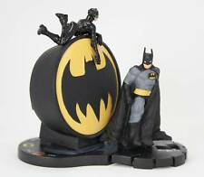 Heroclix Brave and the Bold #100 Batman and Catwoman