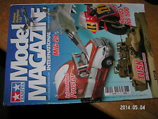 Model Magazine n°127 Honda NS 500 Mig-29 TUSK M1A2 Abrams Prostar Panther Ausf