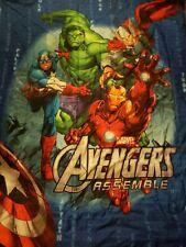 Marvel Avengers Assemble Double Sided Comforter