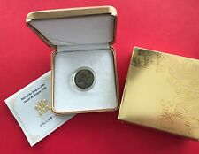 2000 Dragon Hologram Canada Gold Coin - Year of the DRAGON $150 - Complete Set