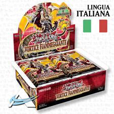 Box Vortice Fiammeggiante / Blazing Vortex • ITALIANO BLVO • YUGIOH ANDYCARDS