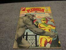 Konga #21 (Feb 1965, Charlton)