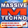 Compilation CD Massive Techno - France (M/EX)