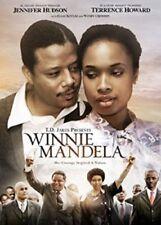 Winnie Mandela DVD NEW Jennifer Hudson Terrence Howard
