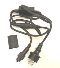 MK 014-418 Anschluss Kabel 230 Volt schwarz für Quick Fix IP 44
