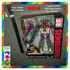 Transformers Armada Megatron Combiner Wars Hasbro Generations Action figure