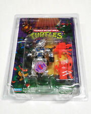 Vtg 1993 Tmnt Ninja Turtles Robotic Bebop Orange Accessories Nib w/ Zolo Case