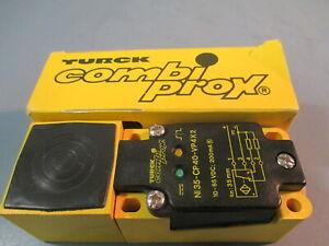 Turck NI35-CP40-VP4X2/S10 Proximity Sensor