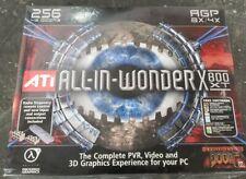 ATI Radeon X800XT PE 256MB 256-Bit GDDR3 AGP 4X/8X Video Card NEW
