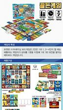 Pokemon Go Brandnew XY Training board game Monopoly Korean Version