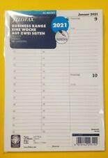 filofax Kalendereinlage 2021 PERSONAL 21-68409 1Seite Kalendarium Nr 1Woche