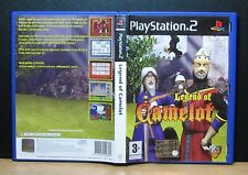 LEGEND OF CAMELOT - PS2 - PlayStation 2 - PAL - Italiano - Usato