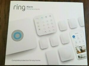 Newest 10-Piece Ring Alarm 2 2nd gen Wireless Security Kit Home Door Move motion