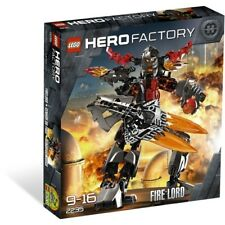 Lego 2235 - Hero Factory: Fire Lord - NUEVO
