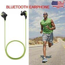 LESHP Sport Wireless Stereo Headphone with Microphone for Phone Laptop US IH
