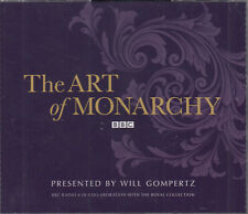 The Art of Monarchy Will Gompertz 4CD Audio Book NEW BBC Radio 4 FASTPOST