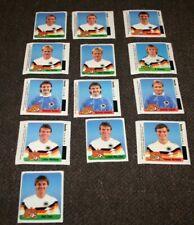 Hanuta Bilder DFB Weltmeisterteam 1990 Ferrero 13 Bilder