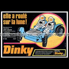 DINKY TOYS 1972 LUNAR ROVING VEHICLE APOLLO (355) - Pub / Publicité / Ad #B400